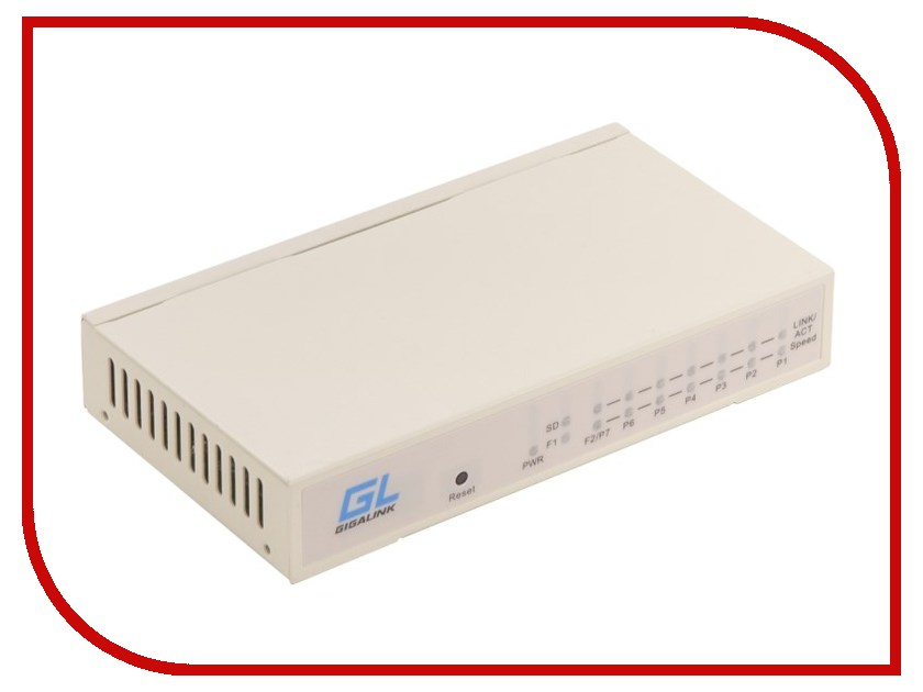 GigaLink GL-SW-F011-07S