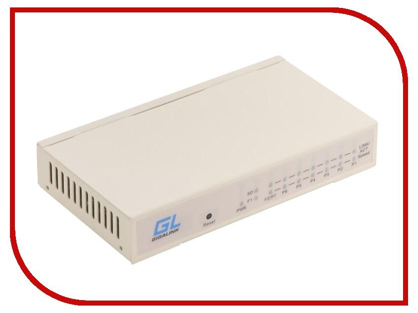 Коммутатор GigaLink GL-SW-F011-07S<br>