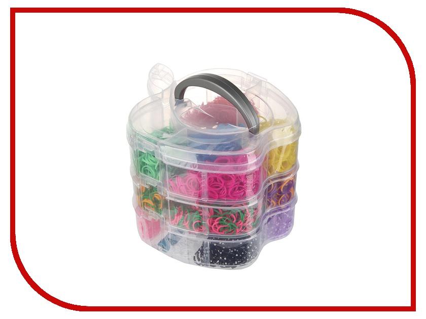 Набор для творчества DIY Loom Bands Яблоко / Apple Set K-22