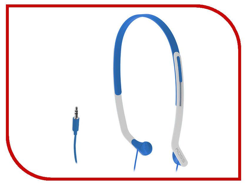 Наушники Koss KPH14B Blue<br>
