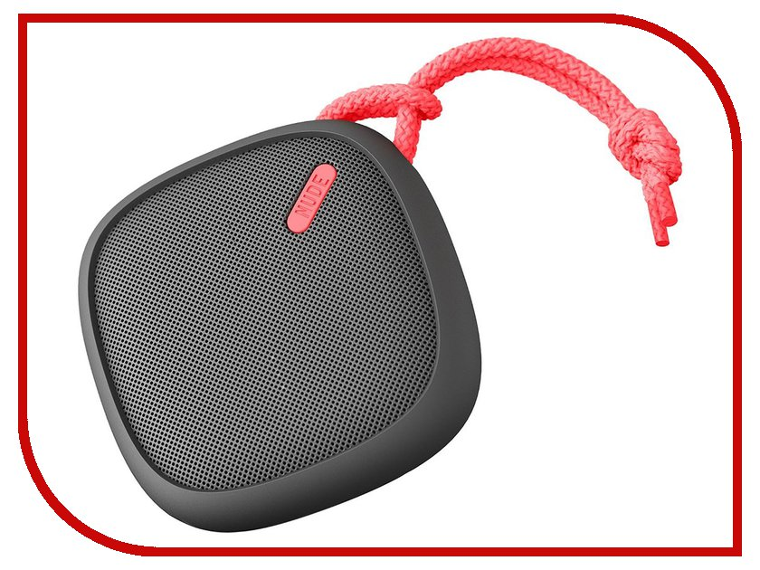 Колонка NudeAudio Move M PS003CLG Charcoal-Coral<br>