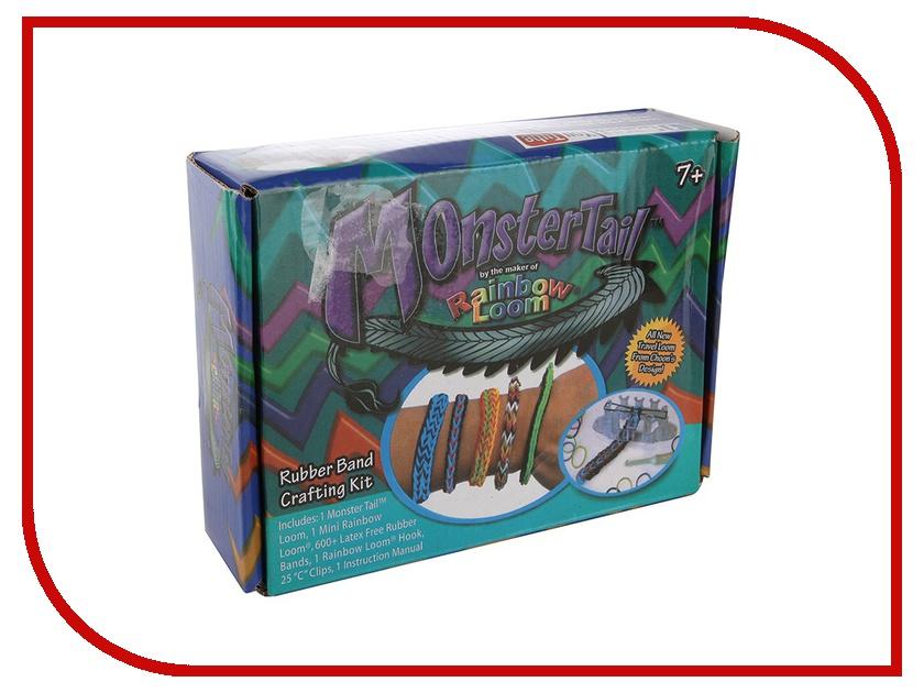 Набор для творчества DIY Loom Bands Монстер / Monster Tail Set LB7