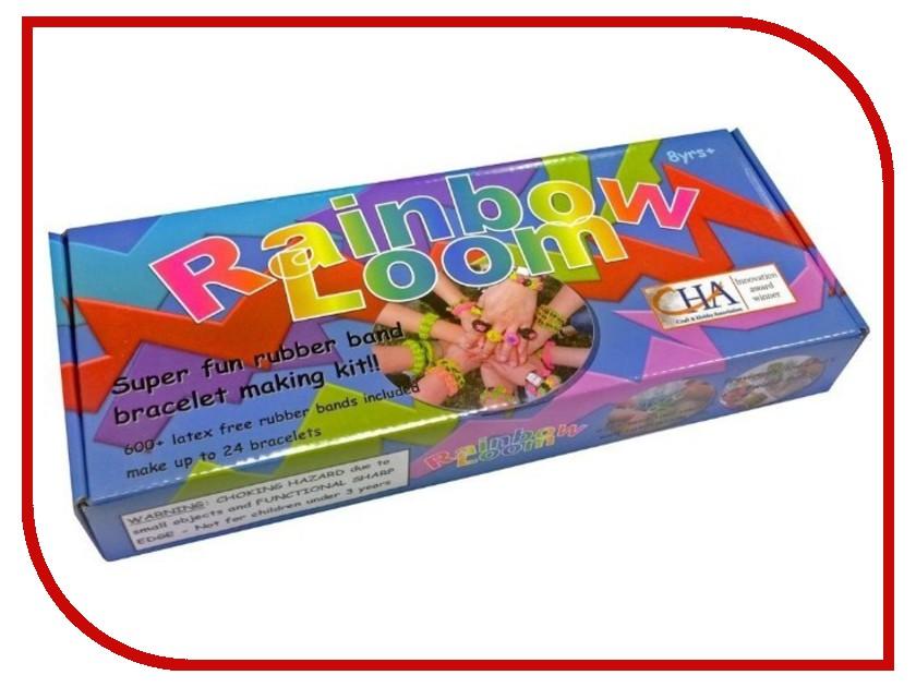 Набор для творчества DIY Loom Bands Рейнбоу Лум / Rainbow Loom K-8<br>