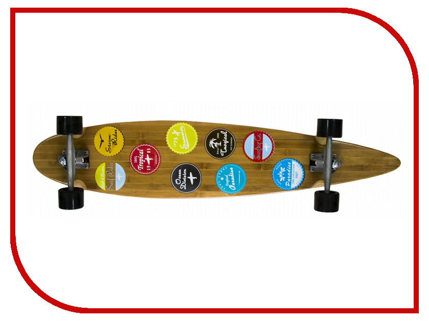 Скейт Atemi ALB-2.14 Paradise<br>