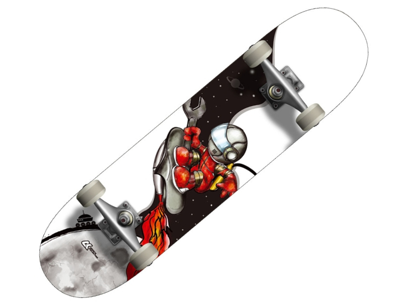 Скейт Спортивная Коллекция SC Spacer