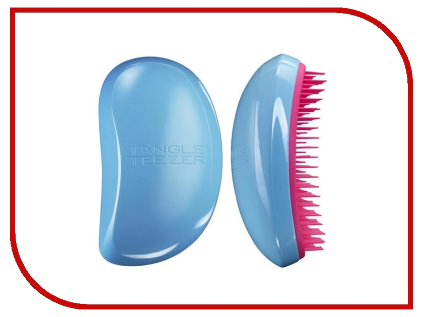 Расческа Tangle Teezer Salon Elite Blue Blush 375010