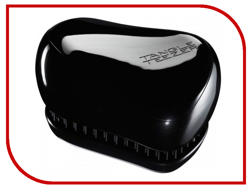 Расческа Tangle Teezer Compact Styler Rock Star Black 372002