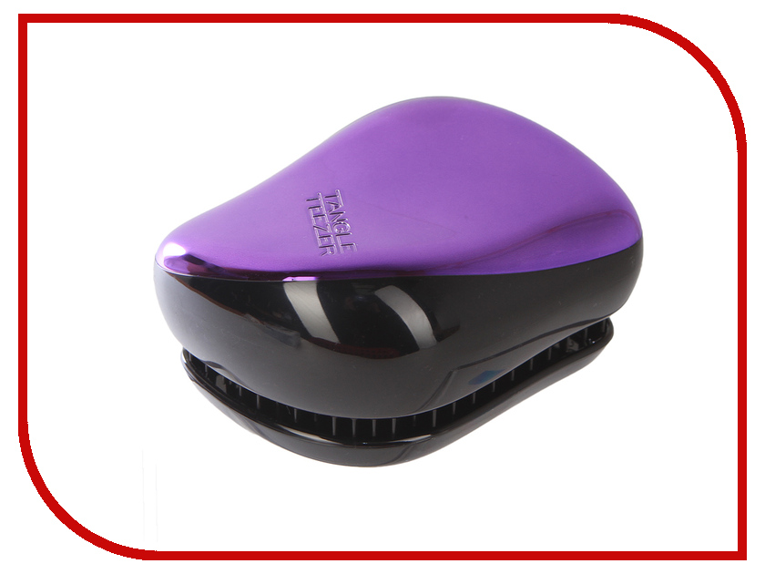 Расческа Tangle Teezer Compact Styler Purple Dazzle 370114