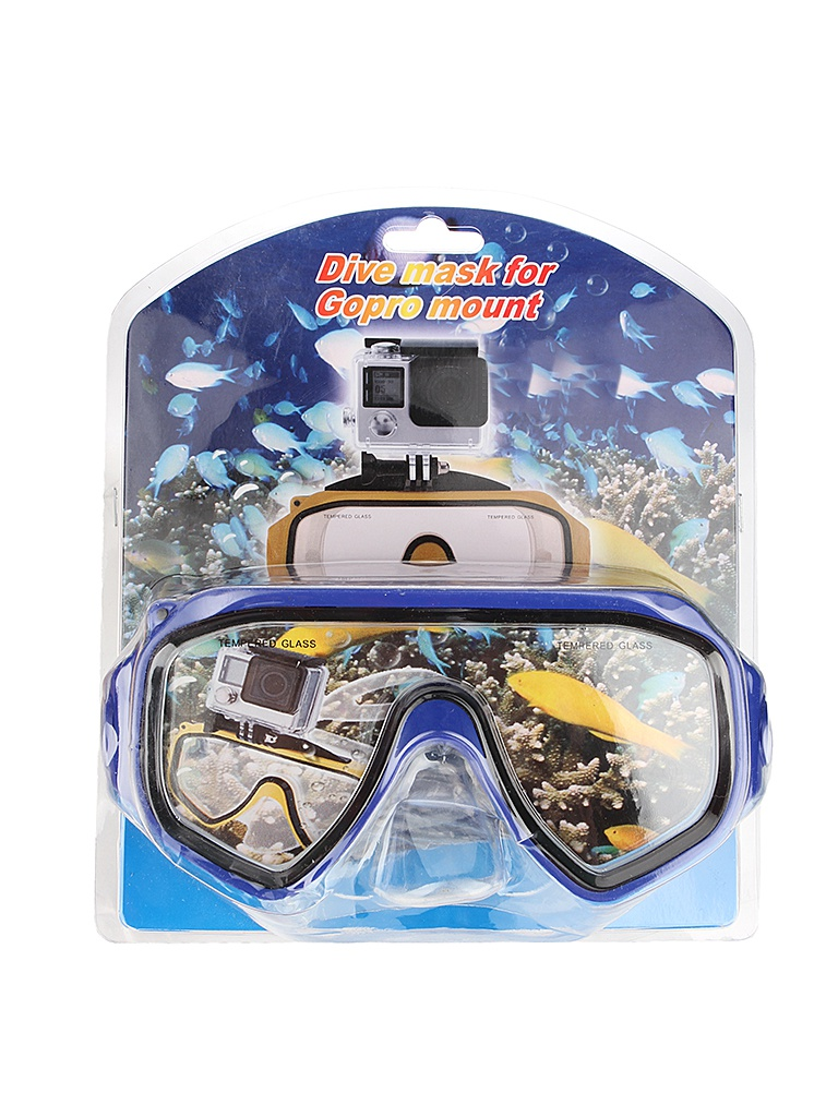 Аксессуар Lumiix GP262 for GoPro 3/3+/4 Подводная маска