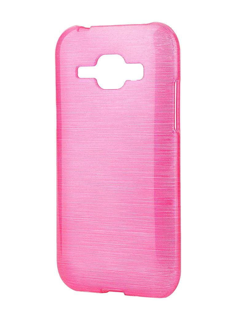 Купить все для Samsung SM-J100F Galaxy J1   Аксессуар Чехол-накладка Gecko for Samsung Galaxy J1 J100 Metallic