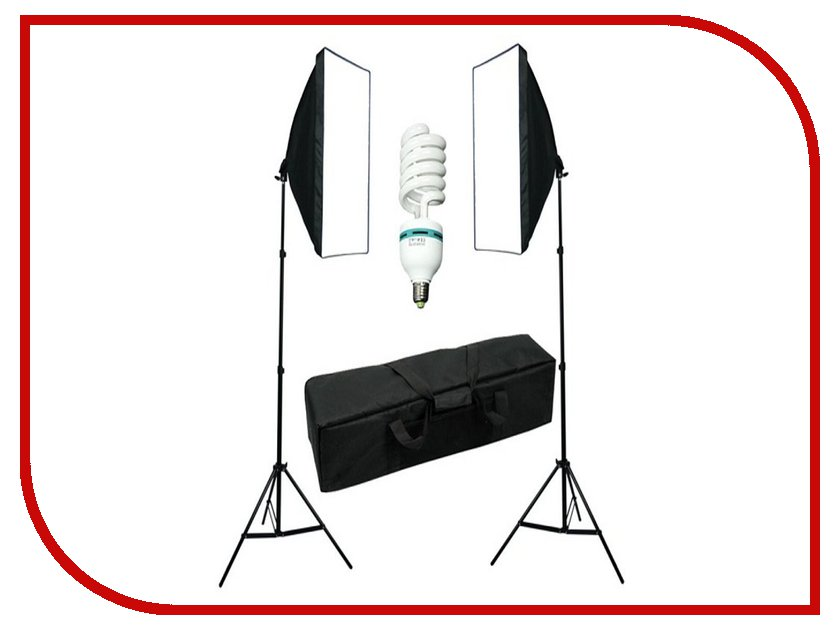 Комплект студийного света Rekam Mini-Light Ultra M-250 SB Kit