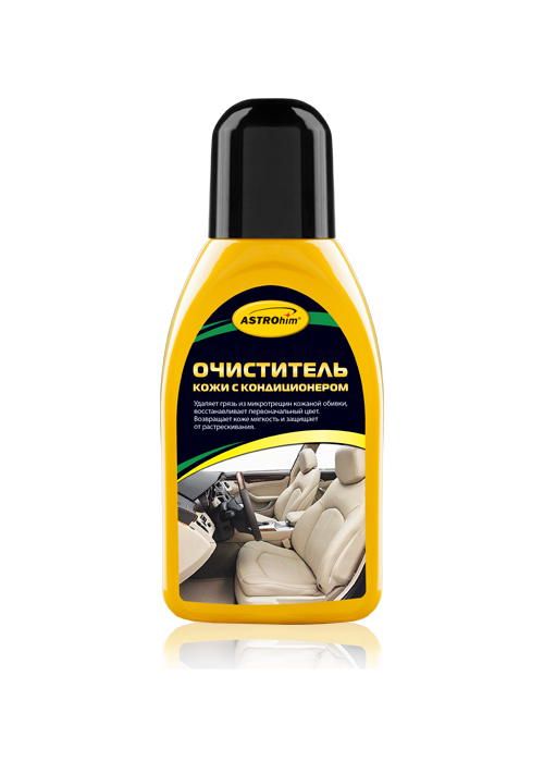 цена на Очиститель кожи с кондиционером Астрохим AC-840 250мг