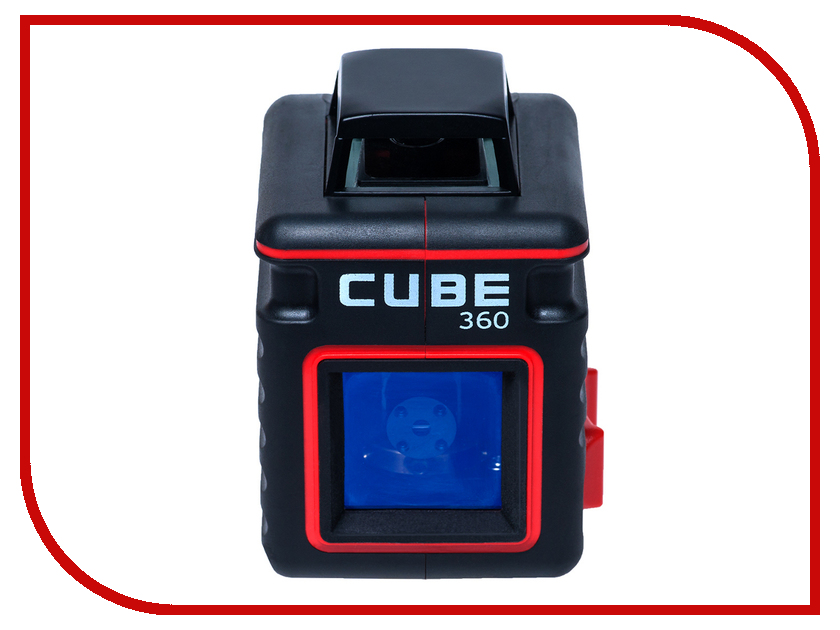 Нивелир ADA Cube 360 Basic Edition A00443 digicom portable cube speaker system for ipod