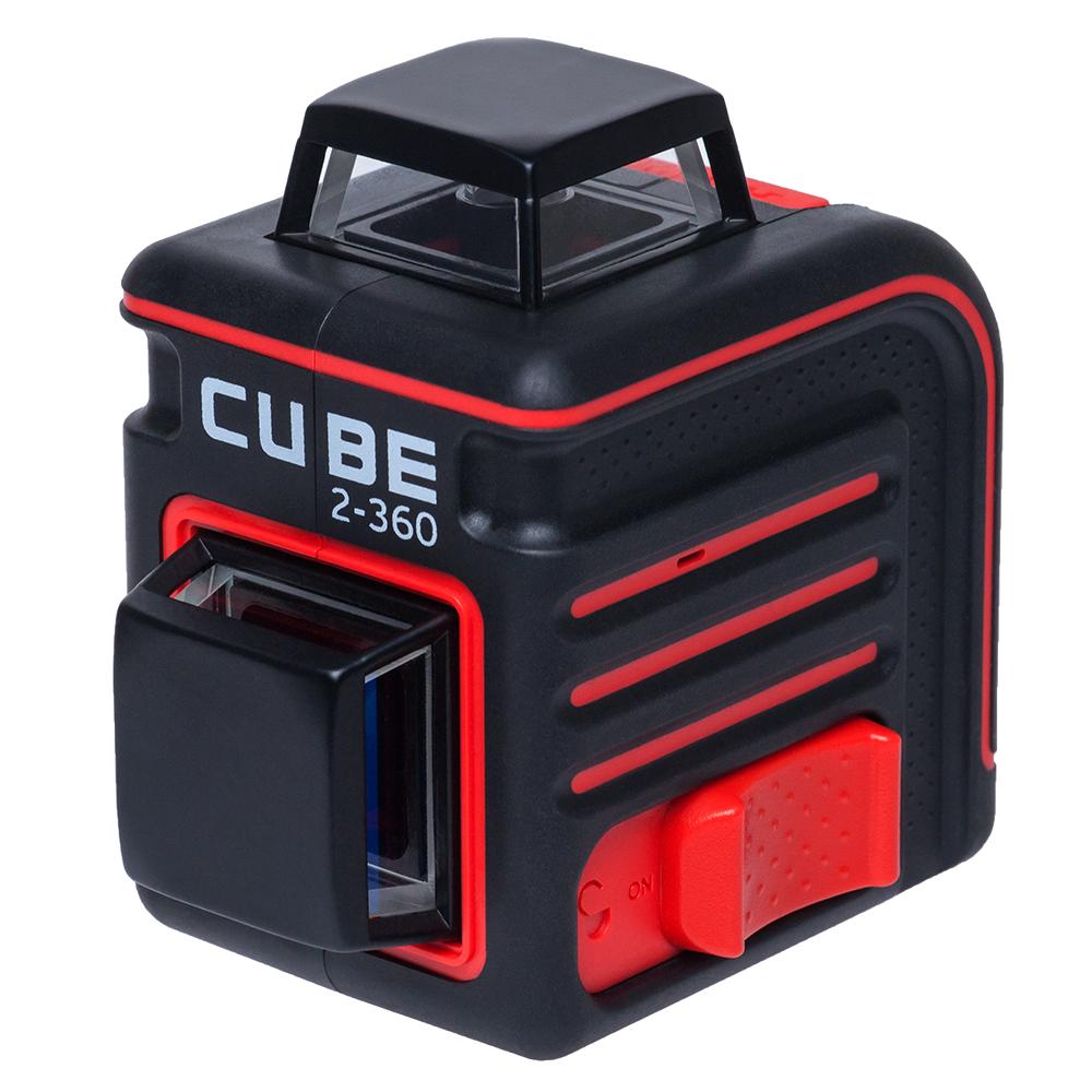 Нивелир ADA Cube 2-360 Professional Edition A00449 цена