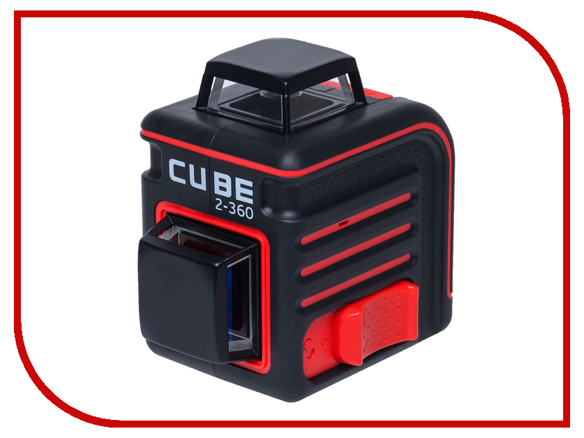 Нивелир ADA Cube 2-360 Basic Edition A00447 cube 2 360