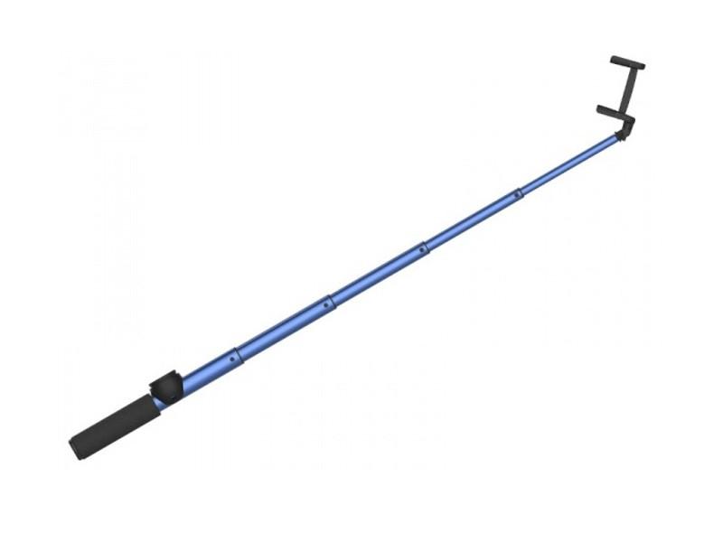 ������ ROCK Selfie Shutter & Stick II 60�� Bluetooth Blue 89239