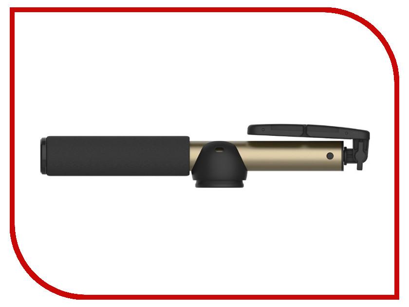 ������ ROCK Selfie Shutter & Stick II 60�� Bluetooth Gold 89215