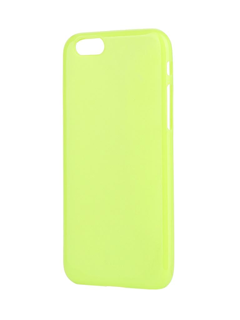 Аксессуар Чехол-накладка Gecko for iPhone 6<br>