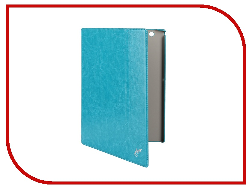 Аксессуар Чехол Sony Xperia Tablet Z4 G-Case Slim Premium Light Blue GG-600<br>