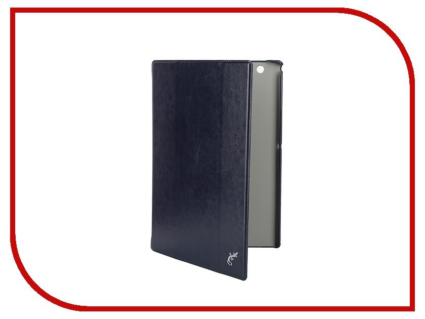 Аксессуар Чехол Sony Xperia Tablet Z4 G-Case Slim Premium Dark-Blue GG-597
