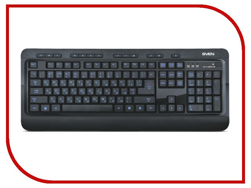 Клавиатура Sven Comfort 7600 EL<br>