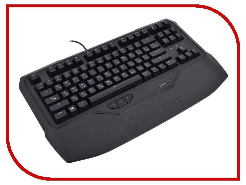 Клавиатура Roccat Ryos TKL Pro MX ROC-12-661-BN<br>