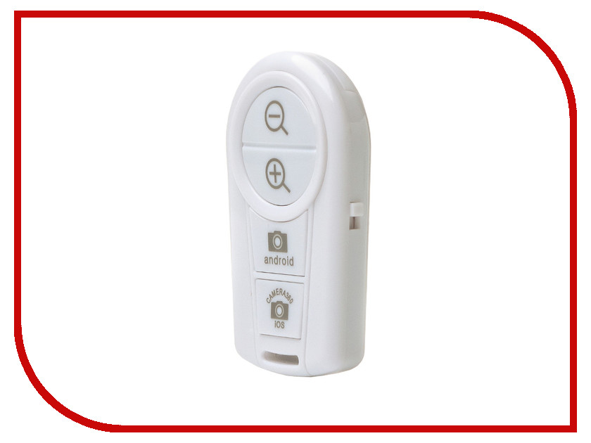 Гаджет HARPER RSB-201 White - Bluetooth кнопка<br>