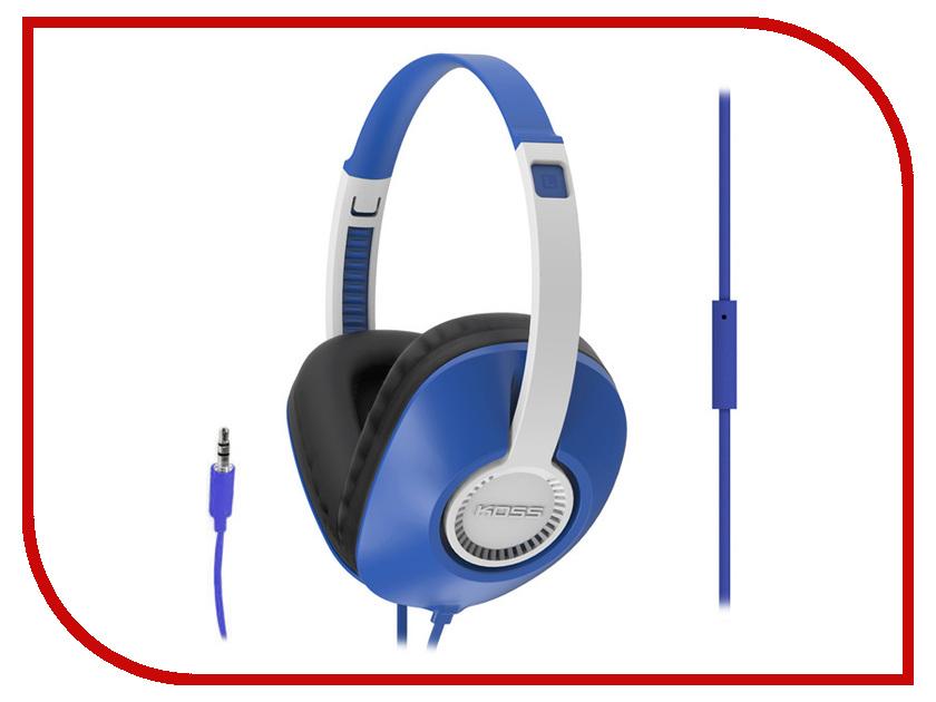 все цены на Гарнитура Koss UR23iB Blue онлайн