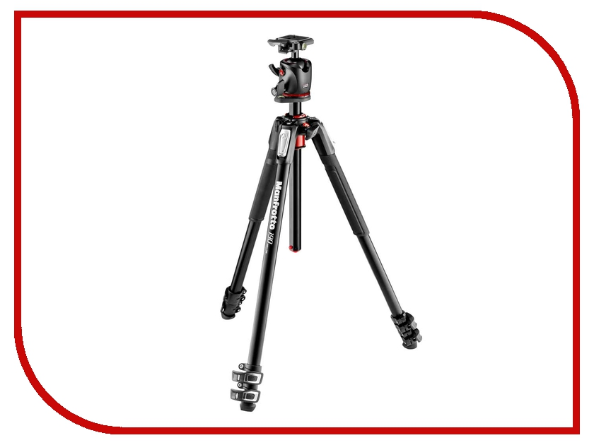 Штатив Manfrotto MK190XPRO3-BHQ2 manfrotto 755xb