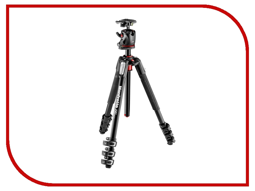 Штатив Manfrotto MK190XPRO4-BHQ2 with 577 mvmxproa4577 manfrotto