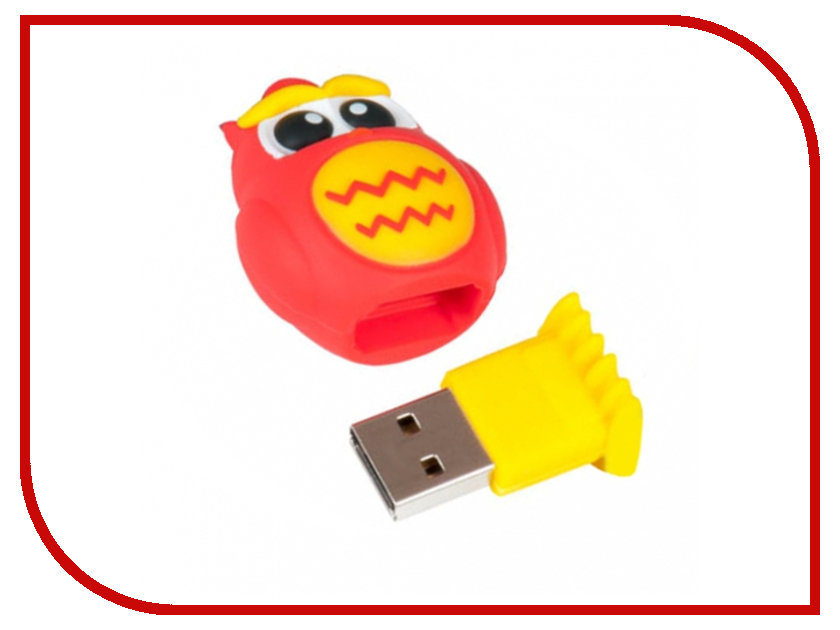 Zakazat.ru: USB Flash Drive 16Gb - SmartBuy Owl SB16GBOwl