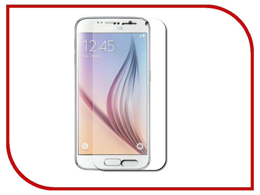 Аксессуар Защитная пленка Samsung Galaxy S6 LuxCase 52536<br>