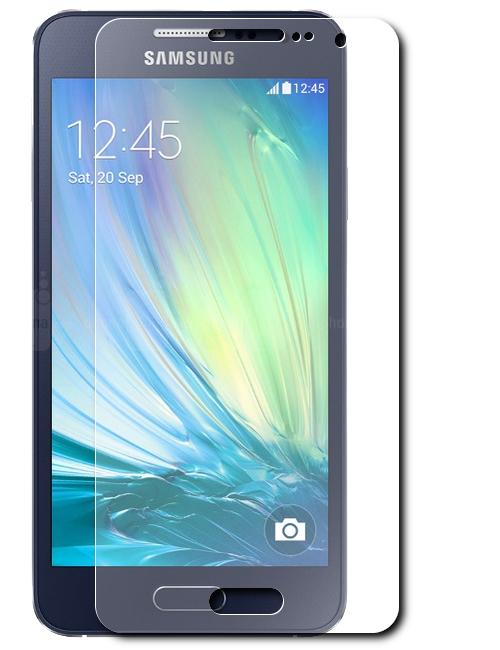 Аксессуар Защитная пленка Samsung Galaxy A3 SM-A300F LuxCase суперпрозрачная 80890<br>