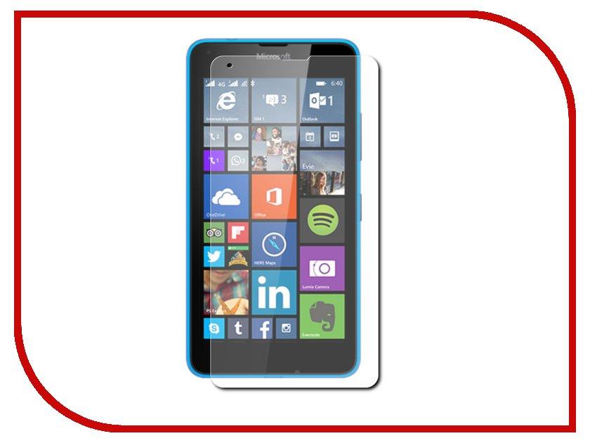 Аксессуар Защитная пленка Microsoft Lumia 640 / 640 Dual LuxCase суперпрозрачная 81308