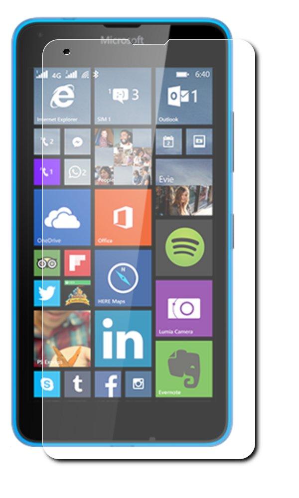 Аксессуар Защитная пленка Microsoft Lumia 640 / 640 Dual LuxCase антибликовая 81307<br>