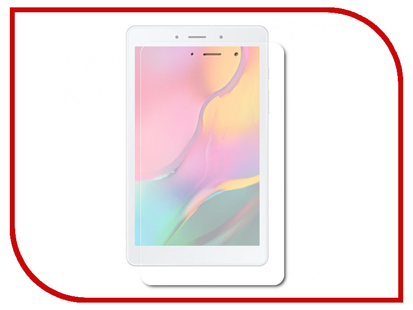 Аксессуар Защитная пленка Samsung Galaxy Tab A 8.0 LuxCase Суперпрозрачная 81415