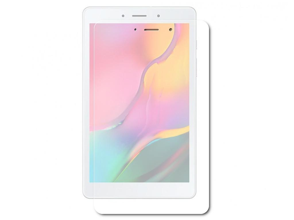 Защитная пленка LuxCase для Samsung Galaxy Tab A 8.0 Суперпрозрачная 81415 защитная плёнка универсальная до 17 5 суперпрозрачная luxcase