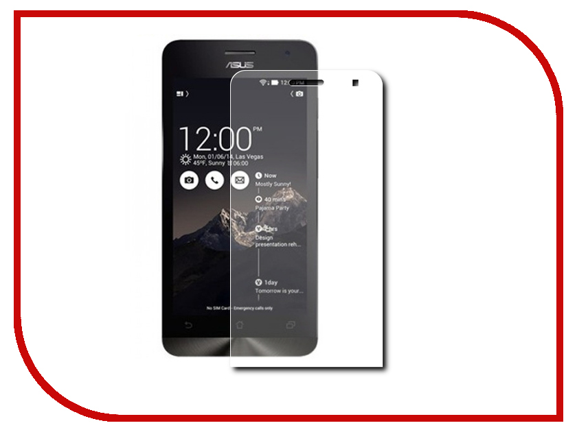 ��������� �������� ������ ASUS ZenFone 6 LuxCase ��������������� 51734