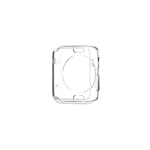 Аксессуар Клип-кейс APPLE Watch 38mm SGP Liquid SGP11484 Cristal Transparent