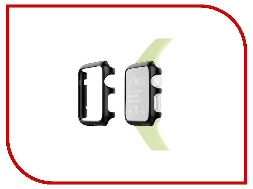 ��������� ����-���� APPLE Watch 38mm SGP Thin Fit Black SGP11487