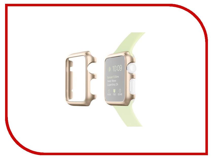 ��������� ����-���� APPLE Watch 38mm SGP Thin Fit Champagne SGP11490