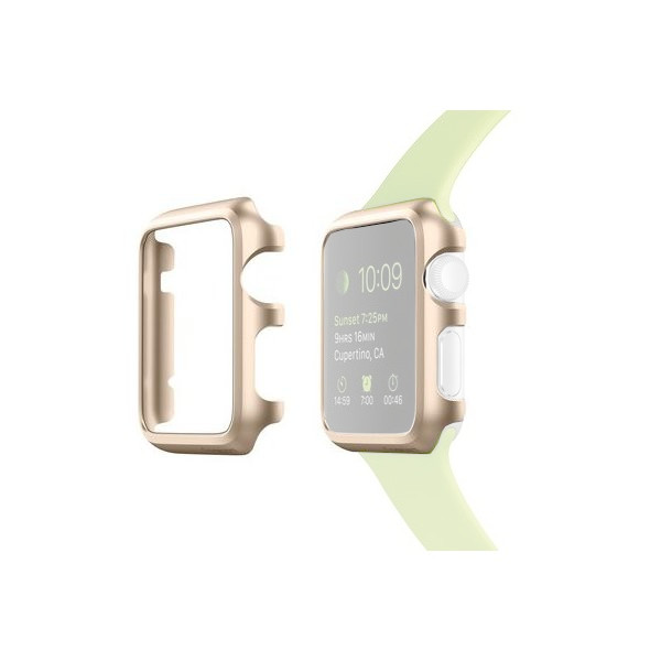Аксессуар Клип-кейс APPLE Watch 38mm SGP Thin Fit SGP11490 Champagne