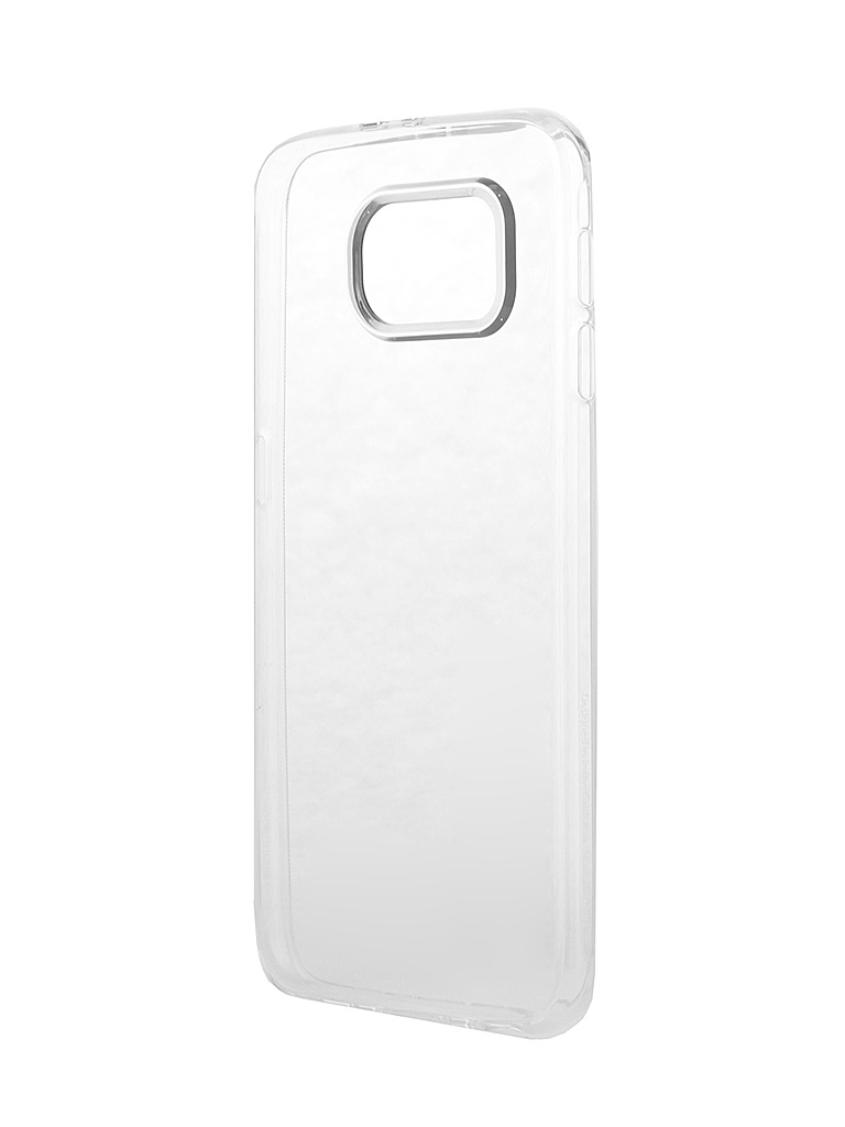 Аксессуар Клип-кейс Samsung Galaxy S6 SGP Air Skin Liquid SGP11307 Cristal Transparent