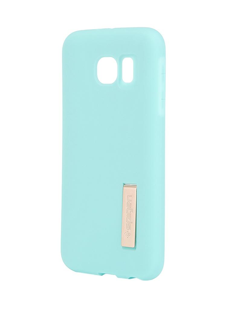 Аксессуар Клип-кейс Samsung Galaxy S6 SGP Capsule Solid SGP11438 Mint Pearls