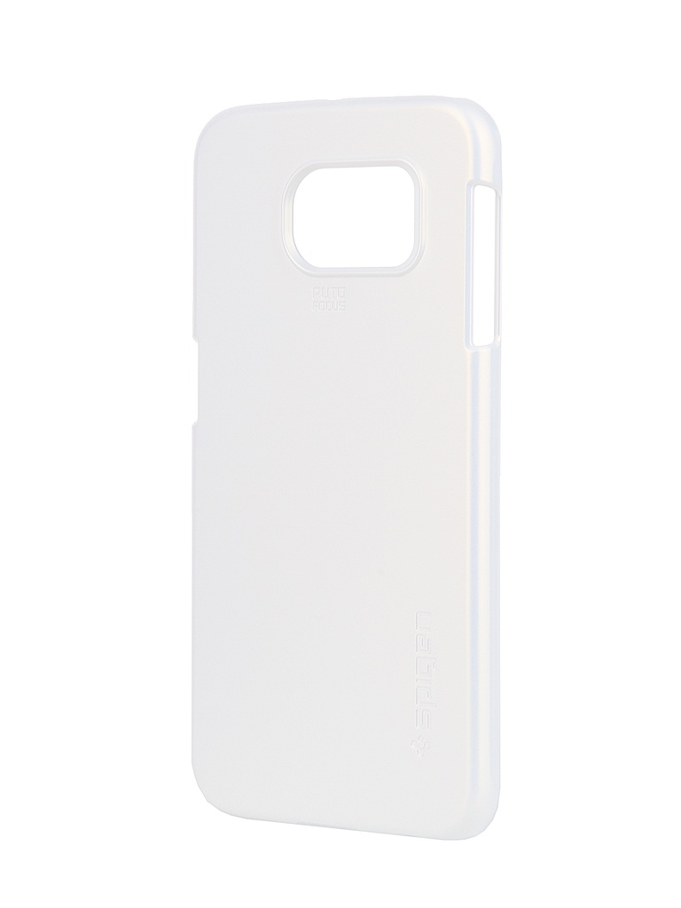 Аксессуар Клип-кейс Samsung Galaxy S6 SGP Thin Fit Series SGP11309 White
