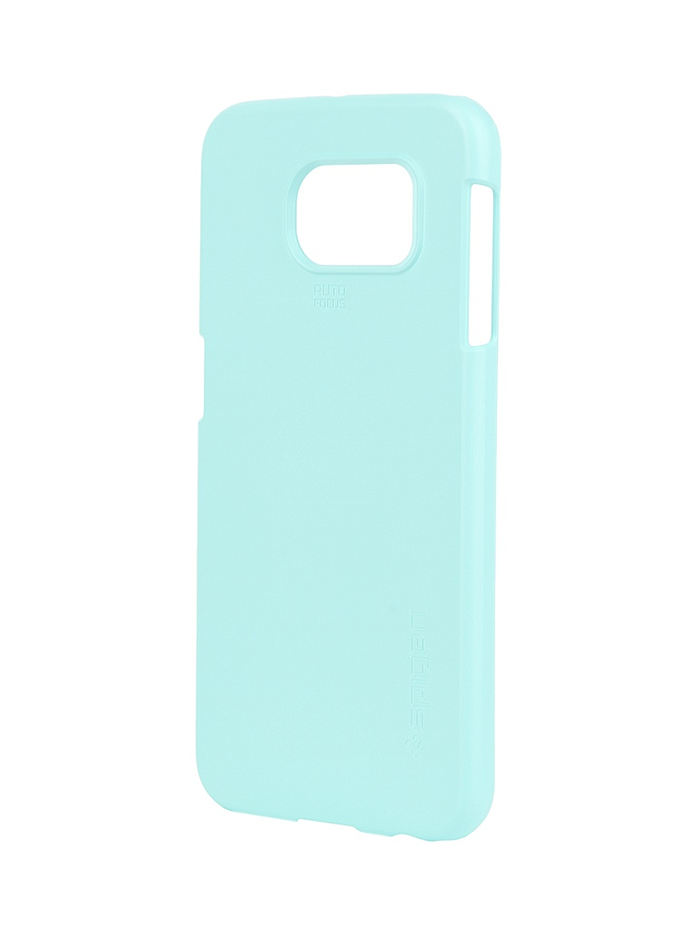 Аксессуар Клип-кейс Samsung Galaxy S6 SGP Thin Fit Series SGP11310 Mint