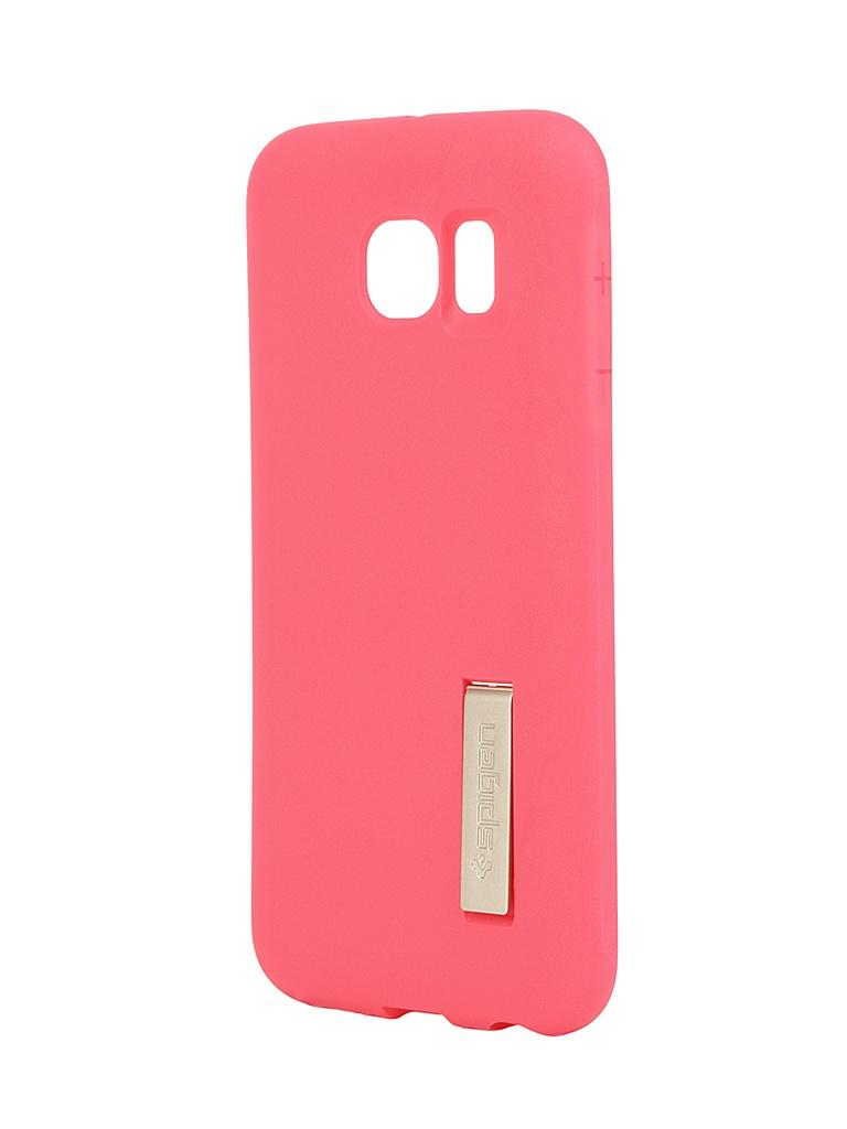 Аксессуар Клип-кейс Samsung Galaxy S6 SGP Capsule Solid SGP11437 Pink