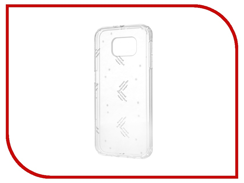Аксессуар Чехол-накладка Samsung G920F Galaxy S6 SGP Ultra Hybrid SGP11317 Cristal Transparent<br>