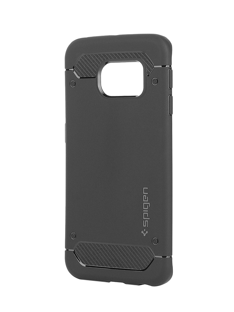 Аксессуар Клип-кейс Samsung Galaxy S6 Edge SGP Capsule Ultra Rugged SGP11414 Black