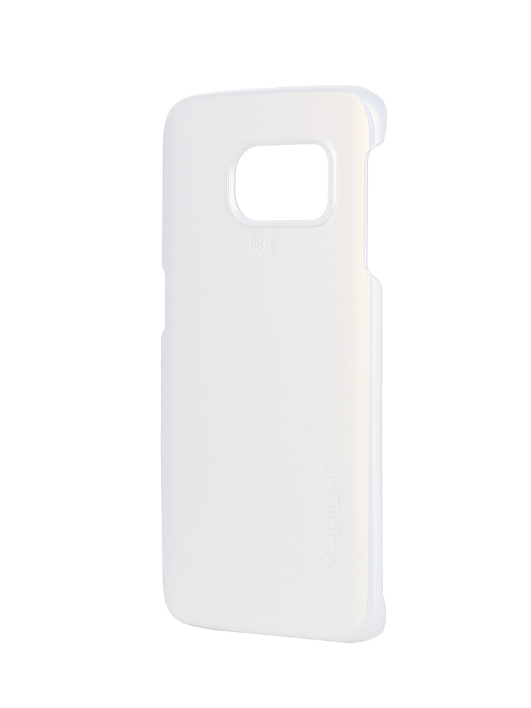 Аксессуар Клип-кейс Samsung Galaxy S6 Edge SGP Thin Fit SGP11409 White